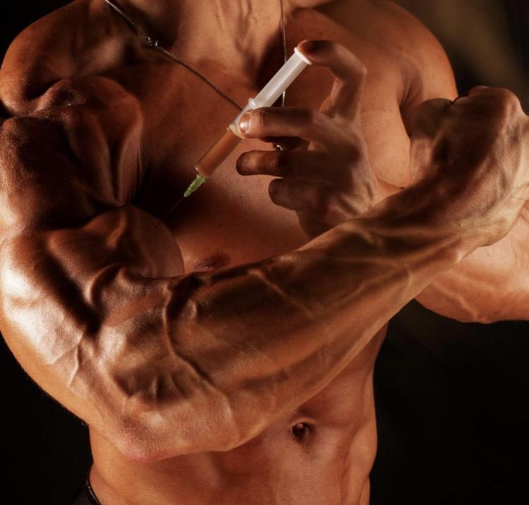 Bodybuilding: Wenig Hirn, starke Arme und immer ausreichend Steroide am Start