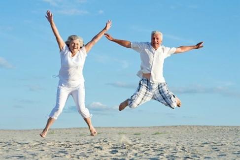 Senioren Gesundheit -  Bewegung ist die beste Medizin