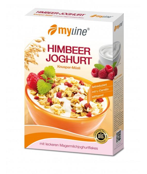myline® Knusper Müsli Raspberry- Yoghurt