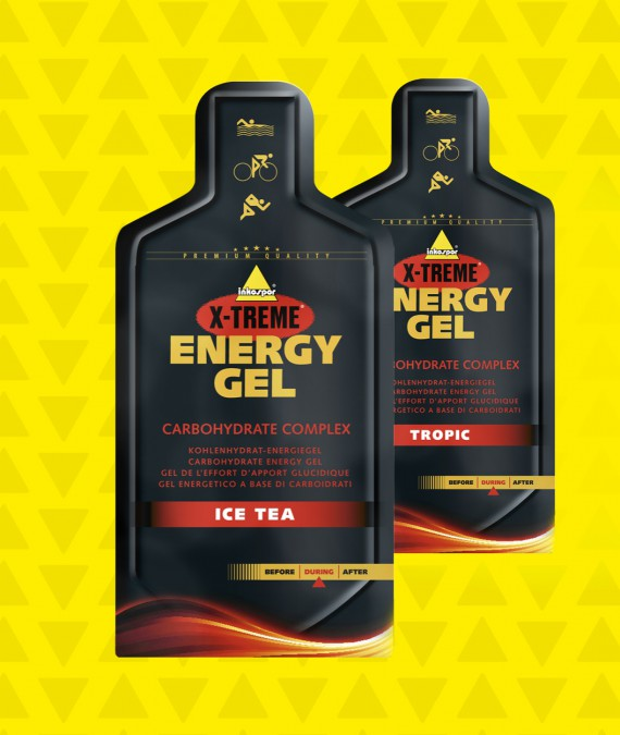 X-TREME ENERGY GEL