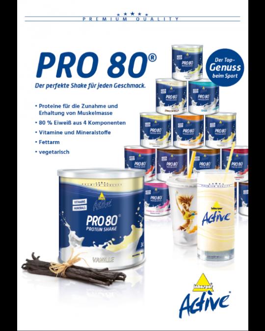 A1 Poster Pro 80 - Der perfekte Shake