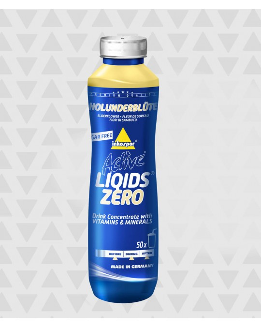 Active Liqids® Zero 1:30 Elderflower