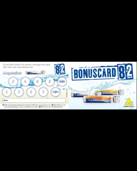 Active  Bonuscard 8+2 Supplements