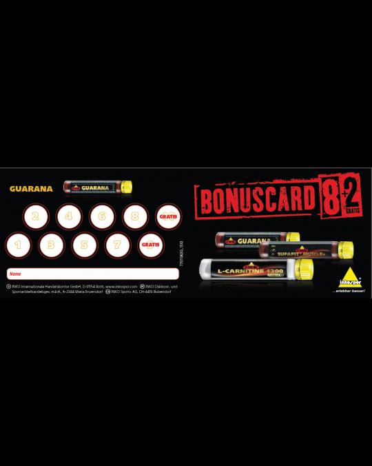 X-TREME Bonuscard 8+2 Supplements