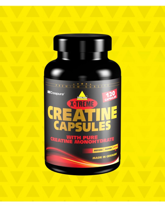 X-Treme Creatine Capsules