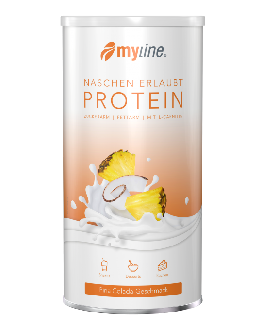 myline® Eiweiß Pina-Colada