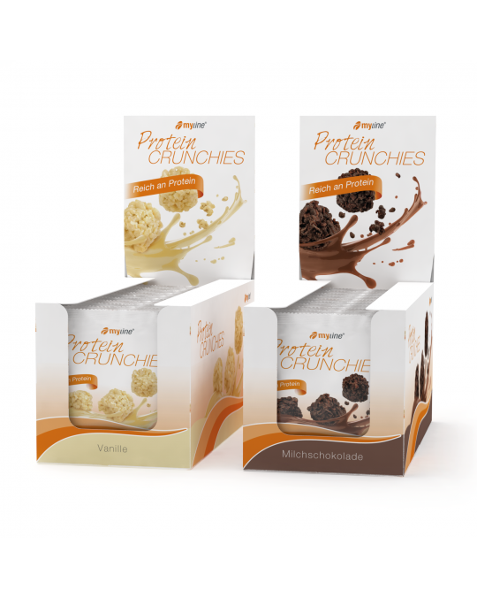 myline Protein Crunchies