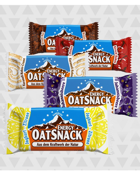 Energy OatSnack