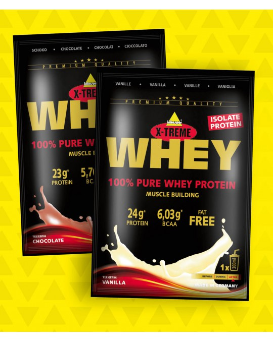 Whey Protein Sachets
