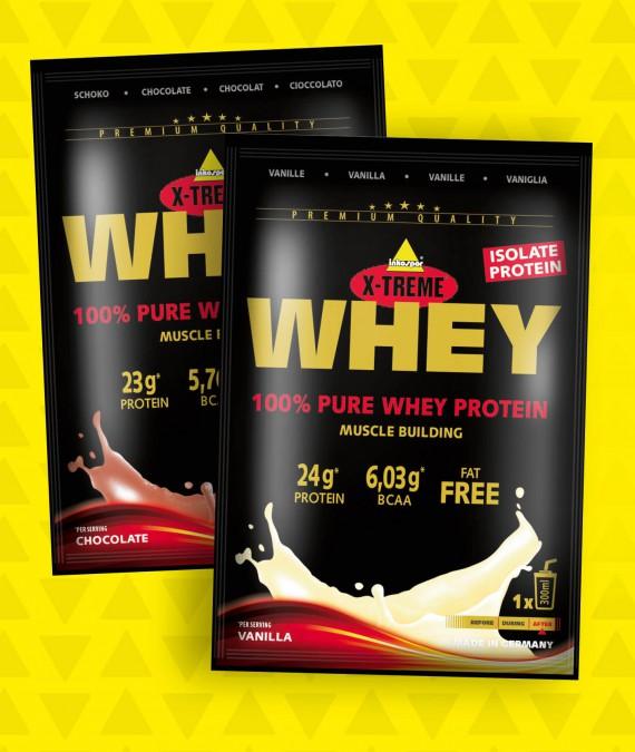Whey Protein Sachets