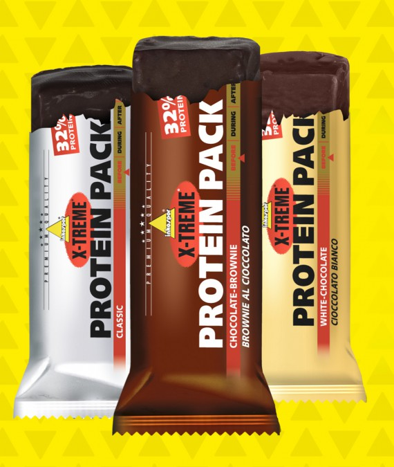 X-TREME PROTEIN PACK