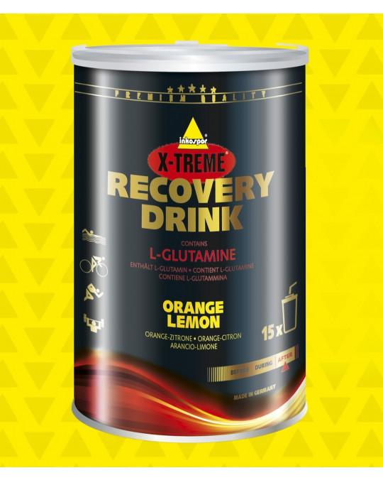 X-Treme Recovery Drink Orange-Lemon