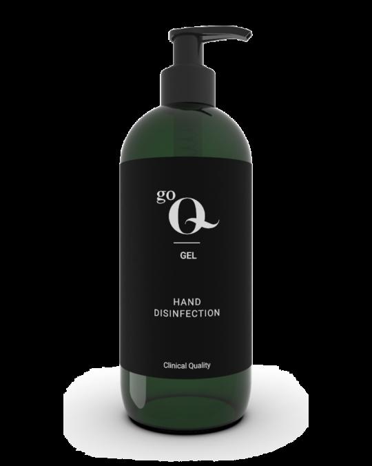goQ Händedesinfektion Refill Flasche 500 ml