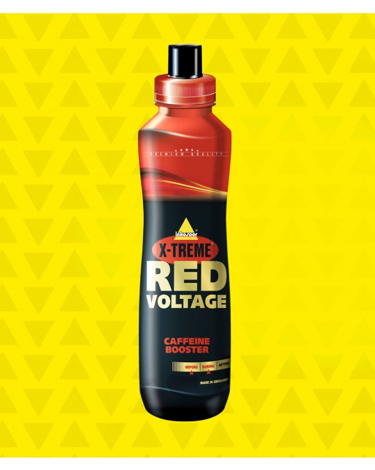 X-Treme Red Voltage Drink