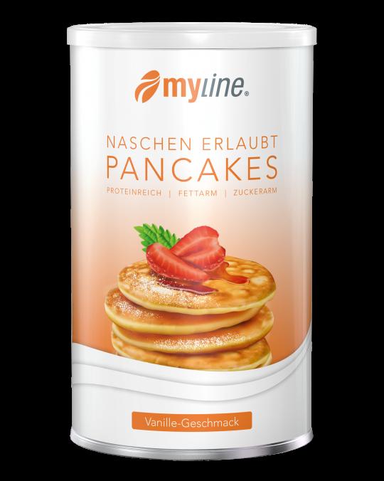 myline® Naschen Erlaubt Pancakes