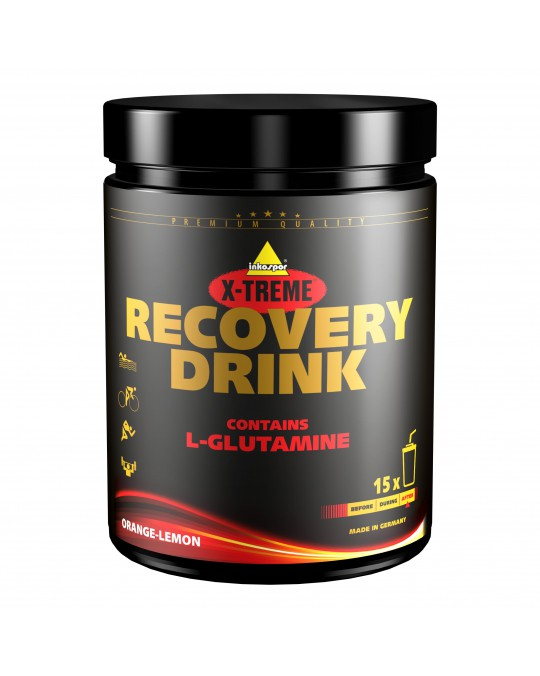 X-Treme Recovery Drink Orange-Lemon