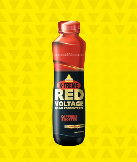 X-TREME RED VOLTAGE DRINK CONCENTRATE