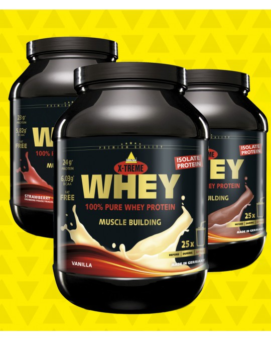 X-Treme Whey Protein