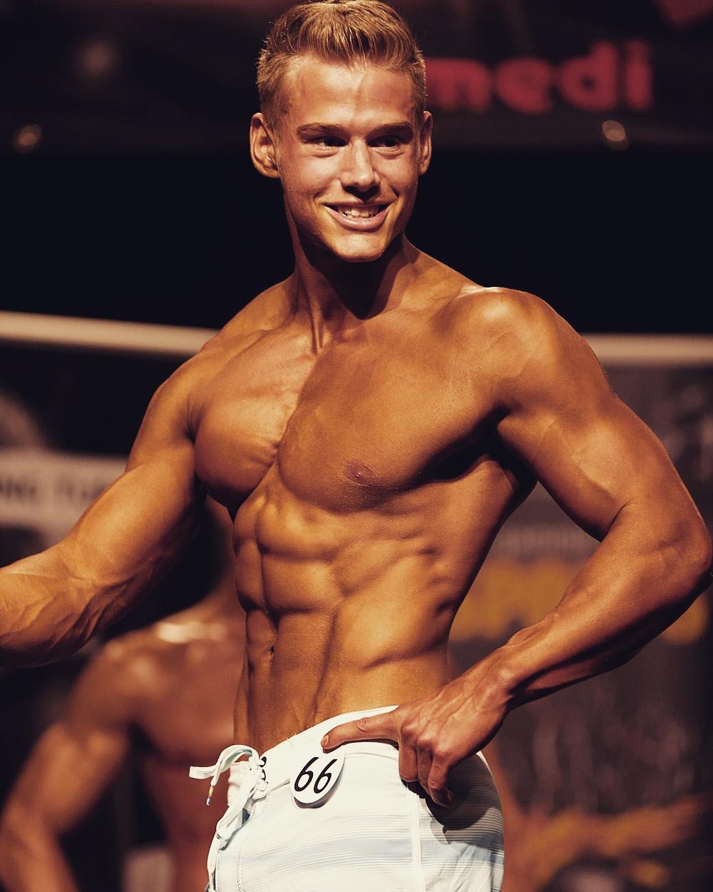 Alexander Schumacher Wettkampf